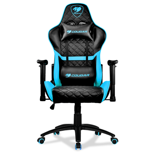 Cougar Armor One Sky Blue - Front