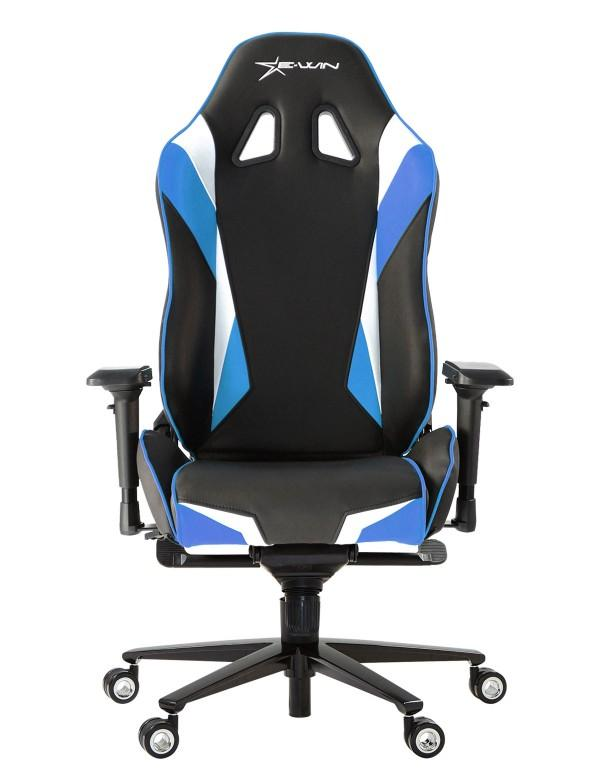 Ewin CPD Blue (CP-BCW3D) - Front without cushions