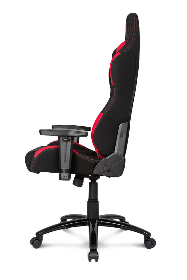 AKRacing EX Black/Red - Side