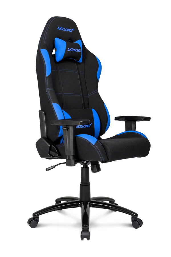 AKRacing EX Black/Blue - Angle