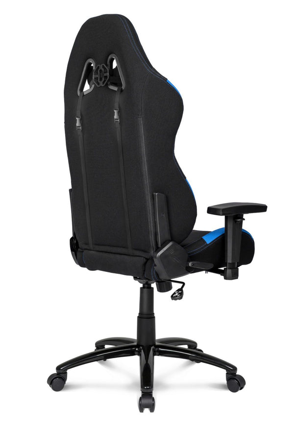 AKRacing EX Black/Blue - Back Side