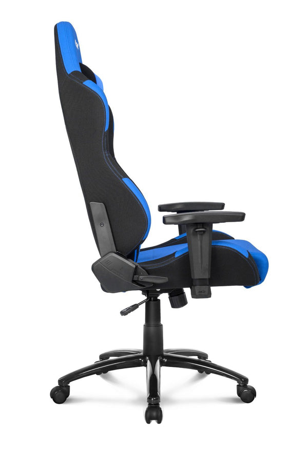 AKRacing EX Blue - Side