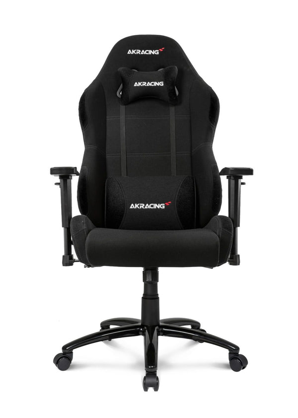 AKRacing EX-Wide Black - Front