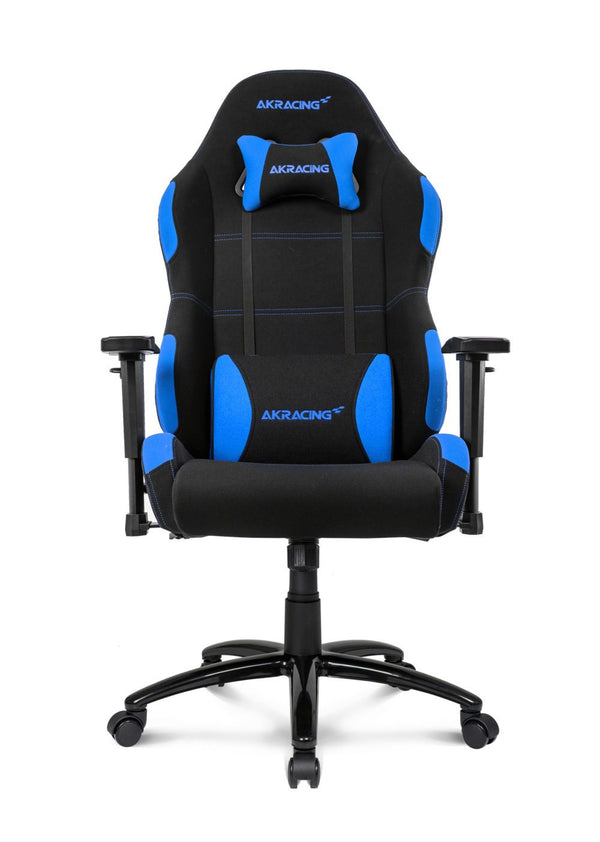 AKRacing EX-Wide Blue - Front
