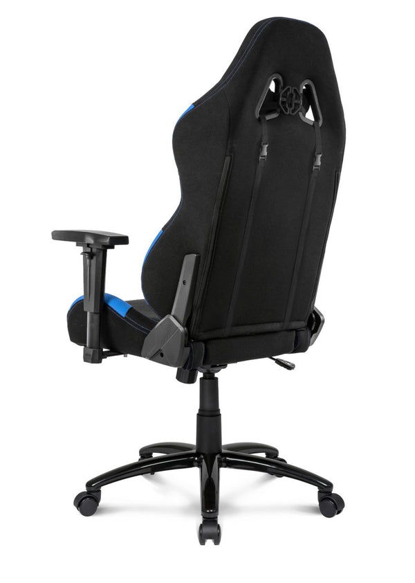 AKRacing EX-Wide Blue - Back Angle