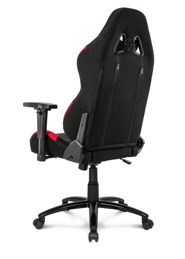 AKRacing EX-Wide Black/Red - Back Angle