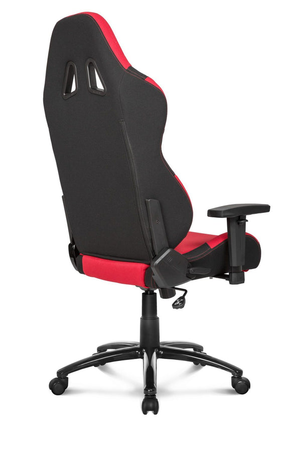 AKRacing EX-Wide Red - Side Angle