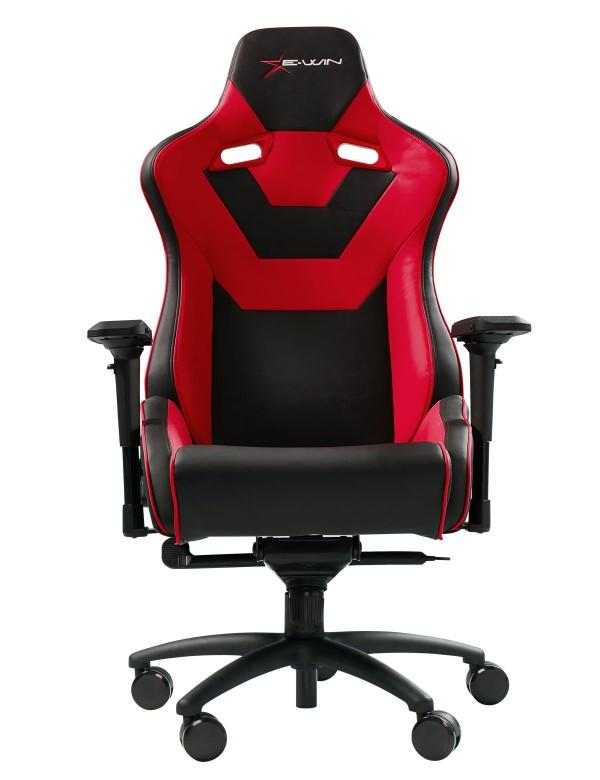 Ewin FLC Red (FL-BR3C-XL) - Front without cushions
