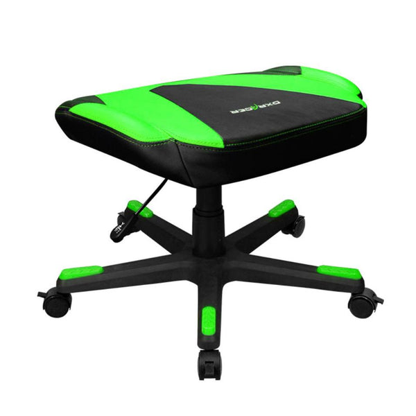 DXRacer Footrest Gree - Angle