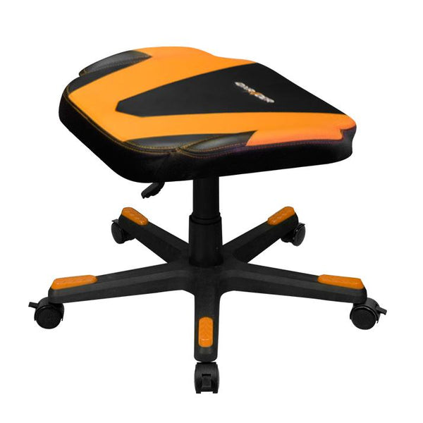 DXRacer Footrest Orange - Side