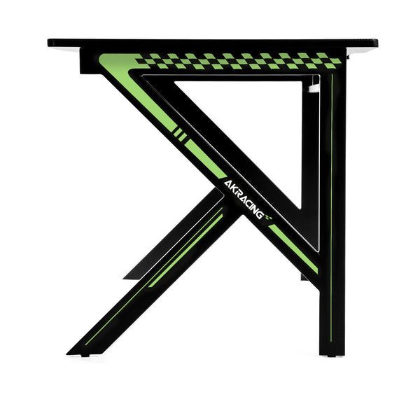 AKRacing Gaming Desk Green - Frame