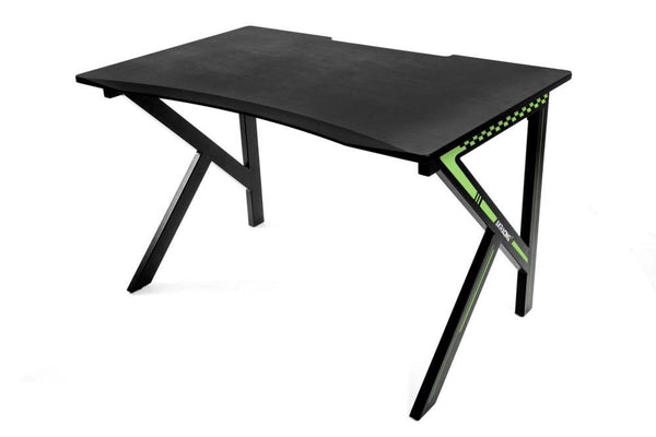 AKRacing Gaming Desk Green - Overview