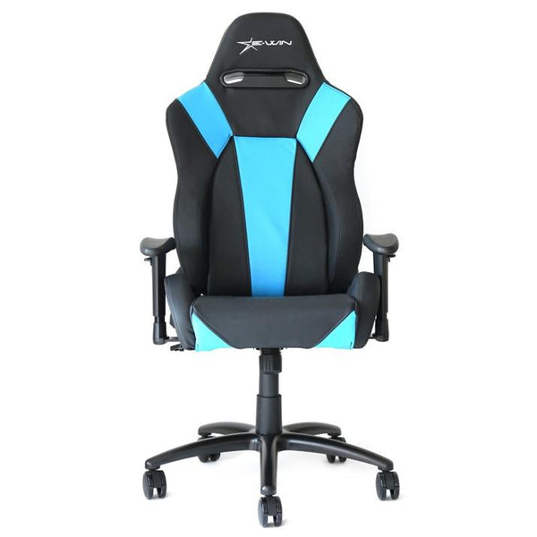 Ewin HRD Blue (HR-BC3D) - Front without cushions