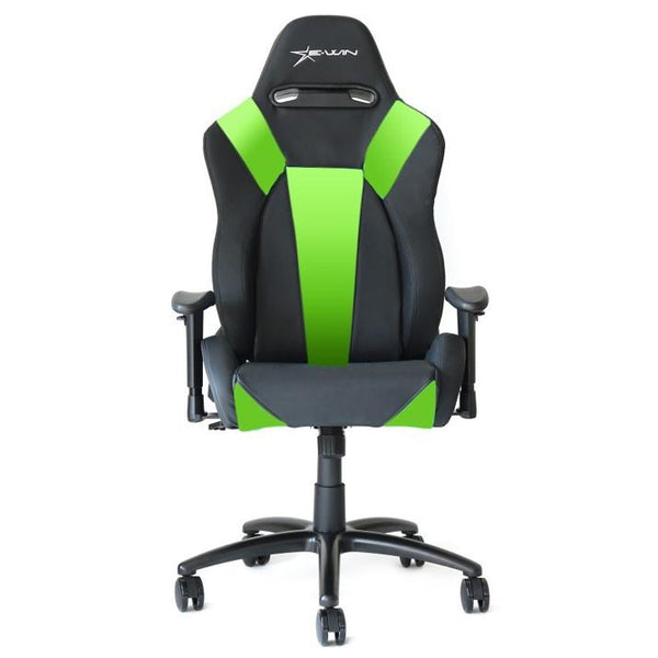 Ewin HRD Green (HR-BG3D) - Front without cushions