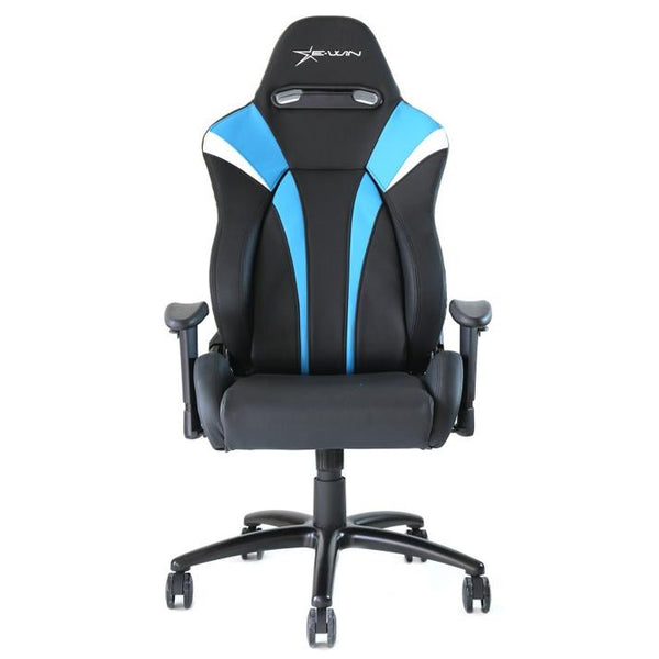 Ewin HRE Blue (HR-BCW3E) - Front without cushions