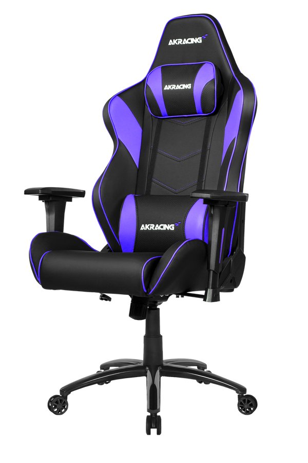 AKRacing LX Plus Indigo - Titled