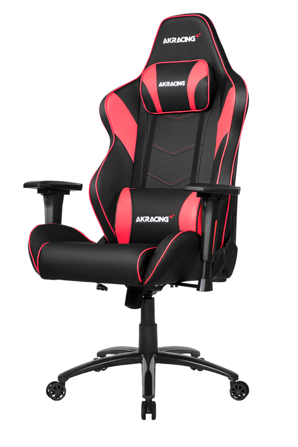 AKRacing LX Plus Red - Front