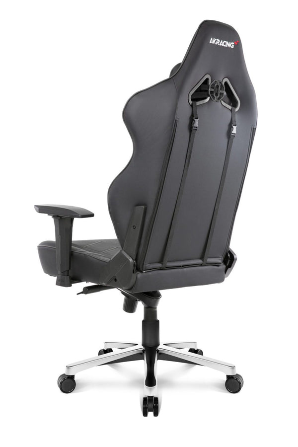 AKRacing Max Black - Back Angle
