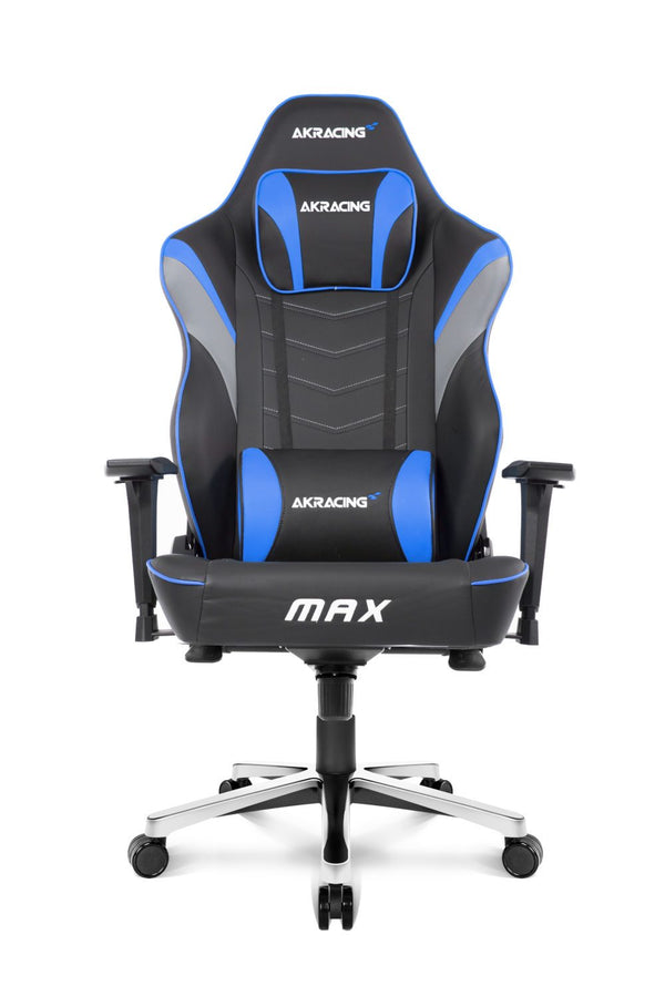 AKRacing Max Blue - Front