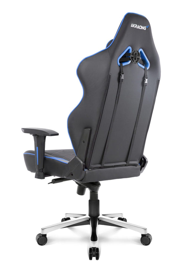 AKRacing Max Blue - Back Angle