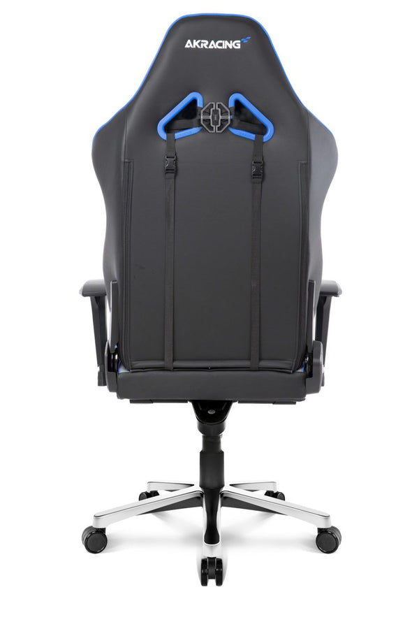 AKRacing Max Blue - Back