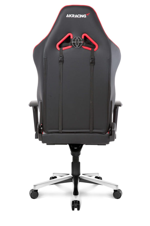 AKRacing Max Red - Back