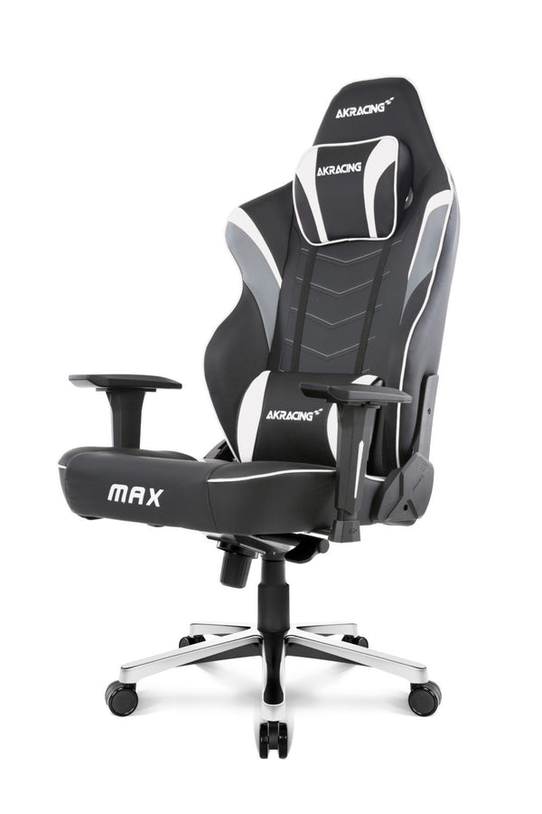 AKRacing Max White - Angle