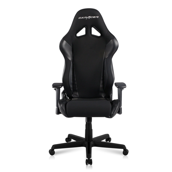DXRacer OH/RAA106/N (Black) - Front
