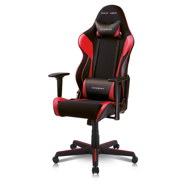 DXRacer OH/RAA106/NR (Red) - Angle