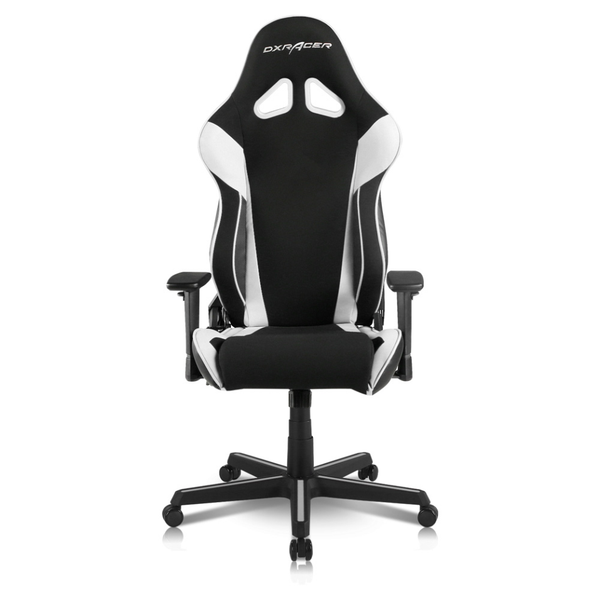 DXRacer OH/RAA106/NW (White) - Front