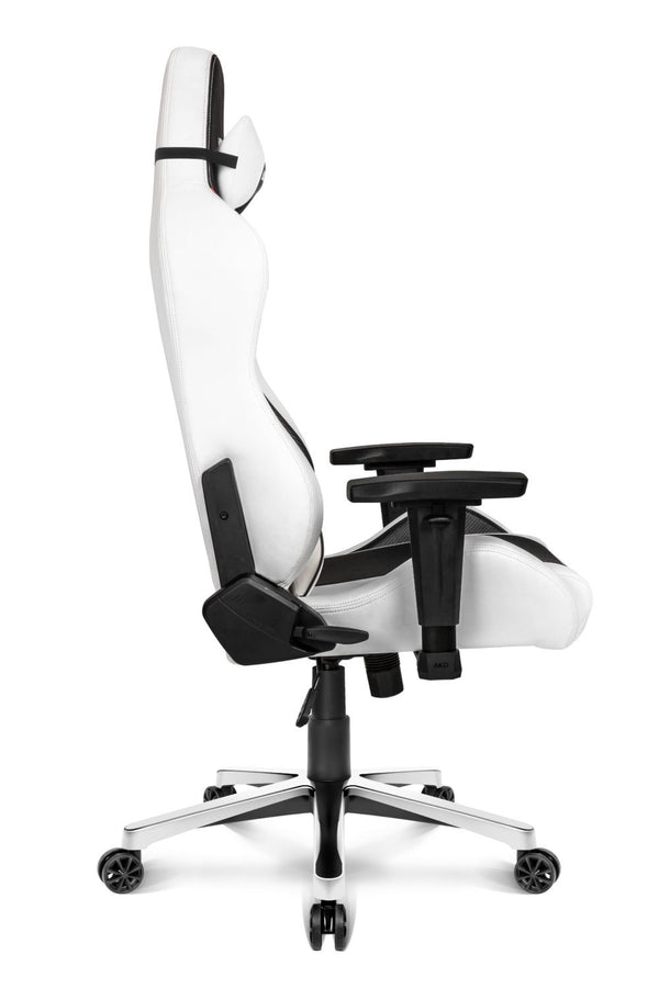 AKRacing Premium Arctica - Side