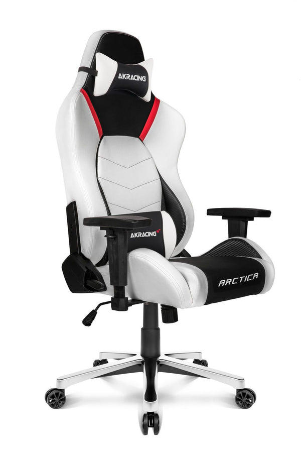 AKRacing Premium Arctica - Side Angle