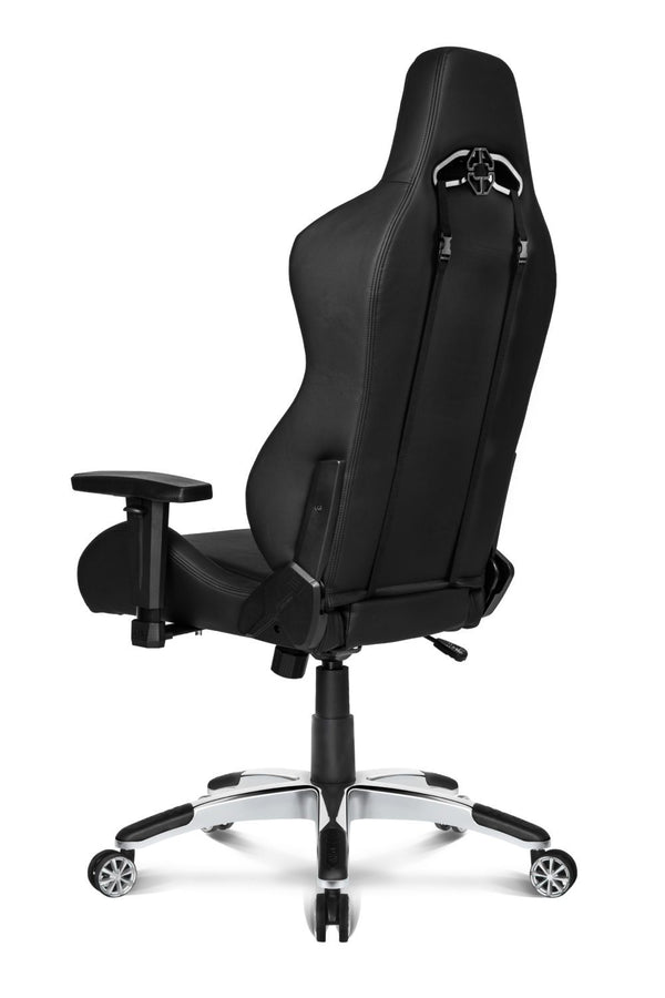 AKRacing Premium Black - Back Angle