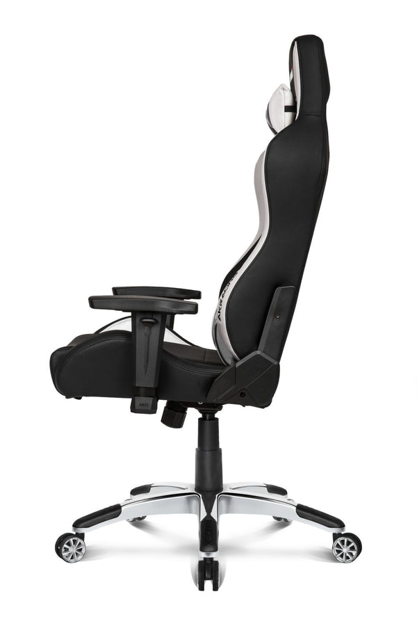 AKRacing Premium Silver - Side