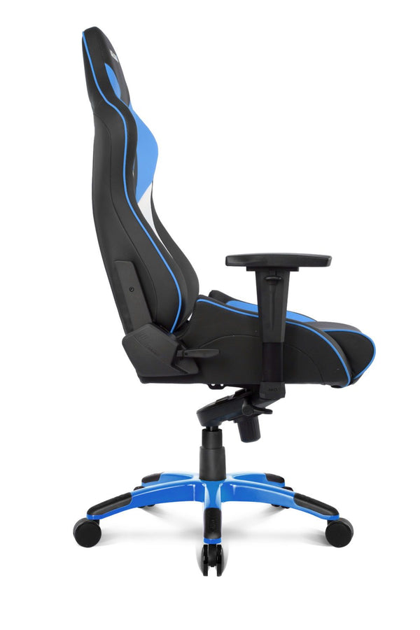 AKRacing Pro Blue - Side