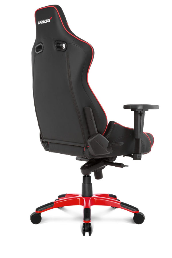 AKRacing Pro Red - Back Angle
