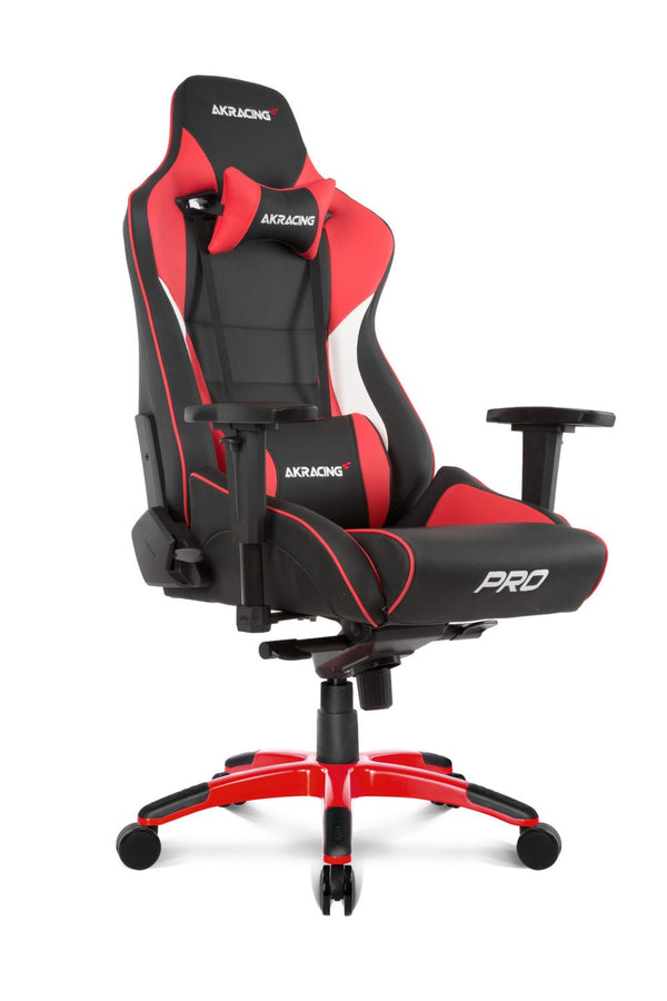 AKRacing Pro Red - Side Angle