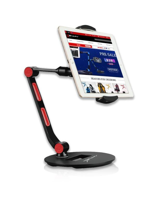 Ewin Red Tablet Stand (EHBR) - Front