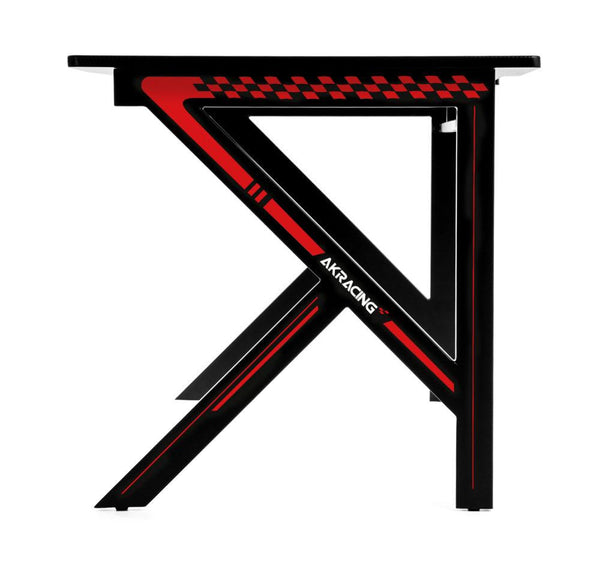 AKRacing Gaming Desk Red - Frame