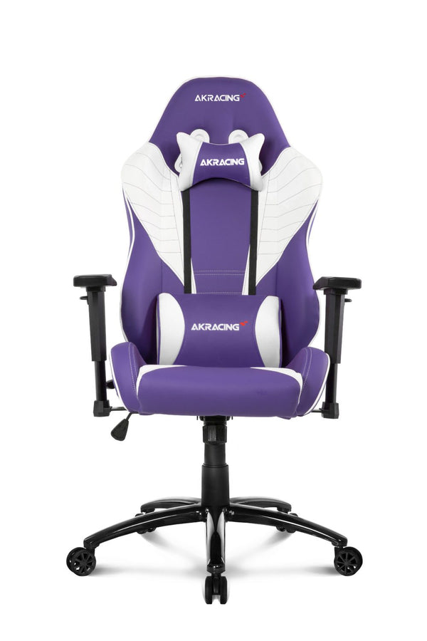 AKRacing SX Lavender (Purple) - Front