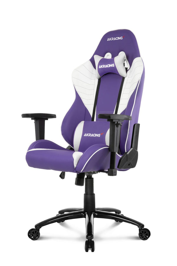 AKRacing SX Lavender (Purple) - Angle
