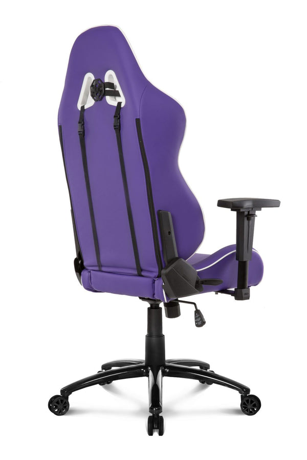 AKRacing SX Lavender (Purple) - Side Angle