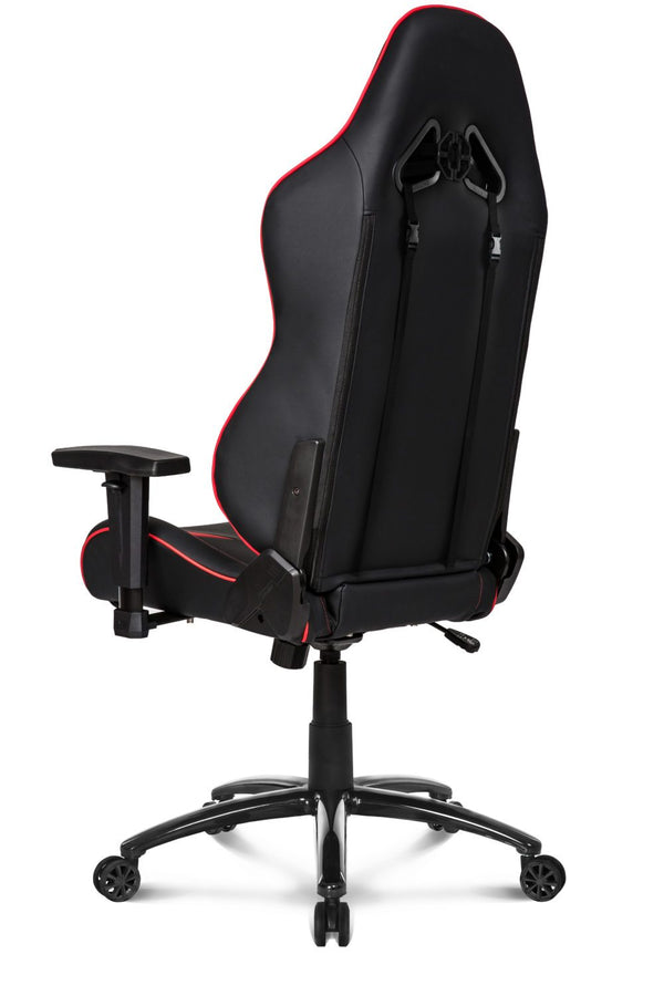 AKRacing SX Red - Back Angle