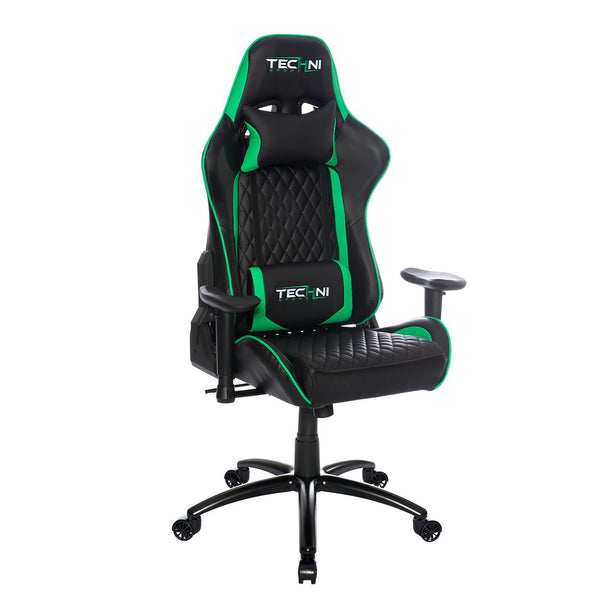 Techni Sport TS50 Green - Angle