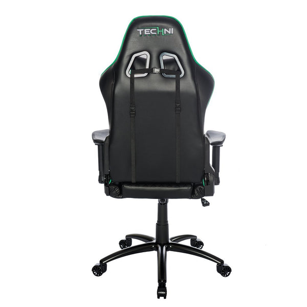 Techni Sport TS50 Green - Back