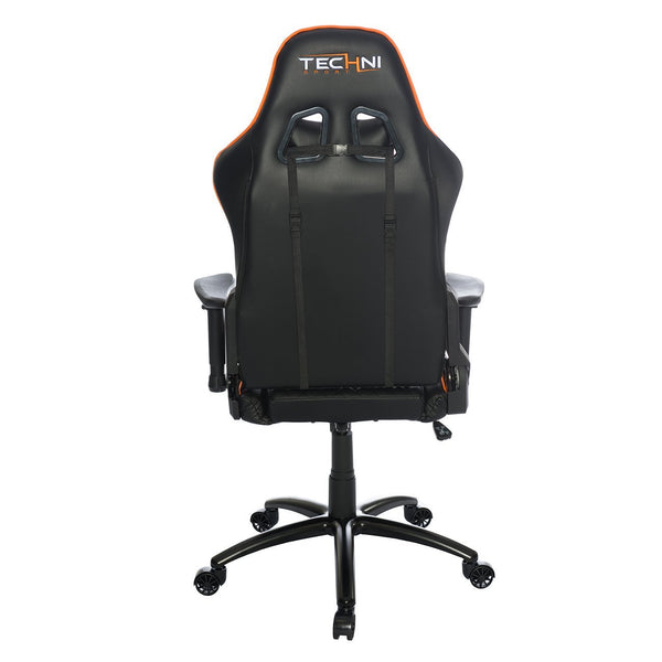 Techni Sport TS50 Orange - Back
