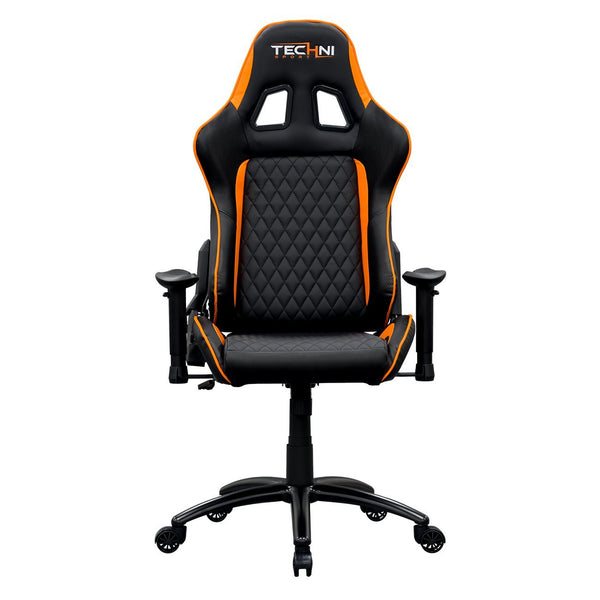 Techni Sport TS50 Orange - Front without cushions