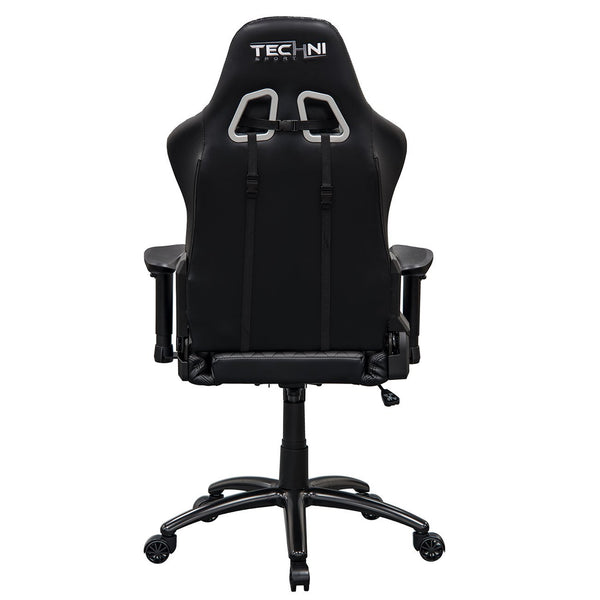Techni Sport TS51 Black - Back