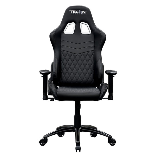Techni Sport TS51 Black - Front without cushions