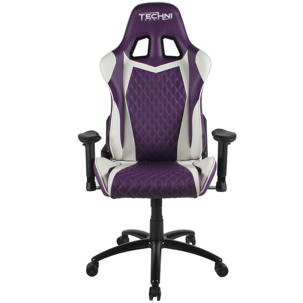 Techni Sport TS52 Purple - Front without cushions